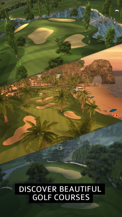 Pro Feel Golf screenshot-3