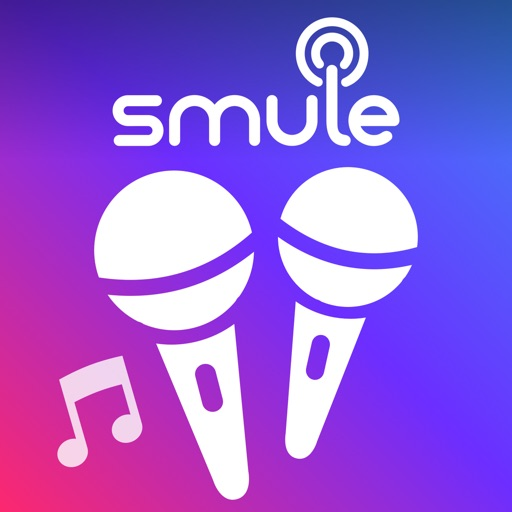 Smule - The #1 Singing App app logo
