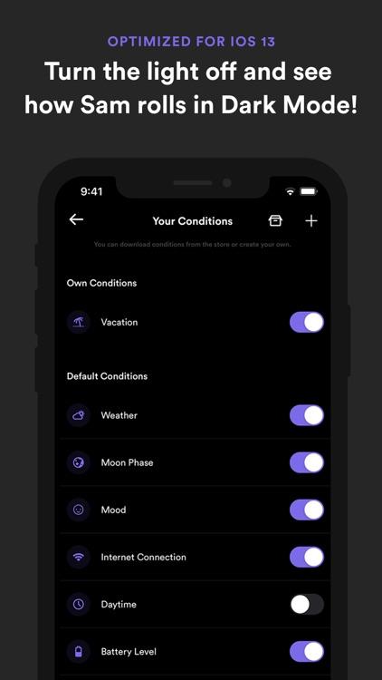 Sam - Your smart companion screenshot-6