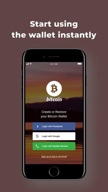 Bitcoin Wallet - Freewallet screenshot-5