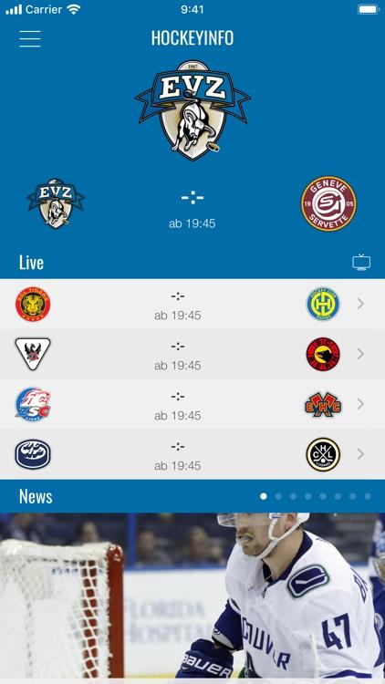 HockeyInfo screenshot-9