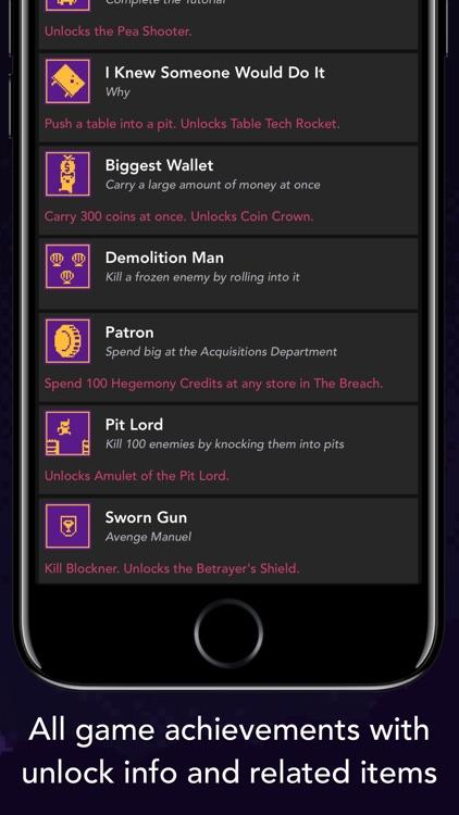 Guide for Enter the Gungeon screenshot-5