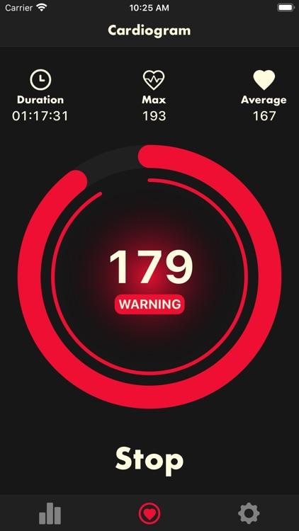 Cardiogram: HR Monitoring screenshot-7
