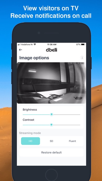 Screenshot for dbell in United States App Store