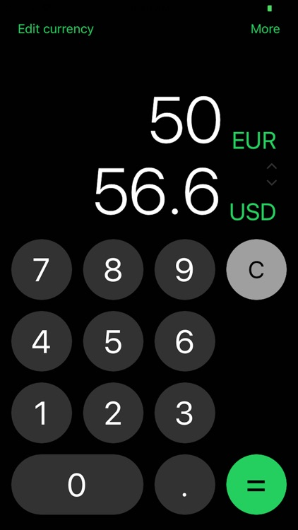 Currency Converter for Travels