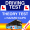 App Icon for Theory Test PCV / Bus / Coach App in Canada IOS App Store