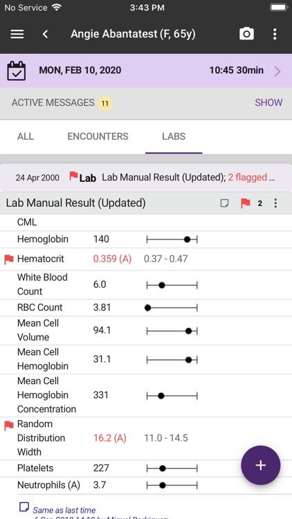 TELUS EMR Mobile screenshot-4