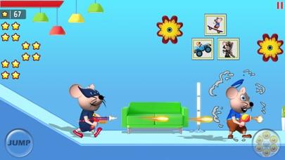 Screenshot of Mouse Mayhem Shooting & Racing4