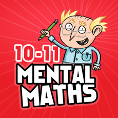 ‎Mental Maths Ages 10-11