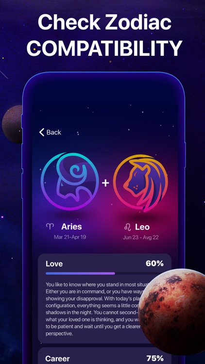 Daily Horoscope & Astrology screenshot-3