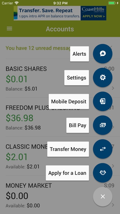 CoastHills Mobile Banking