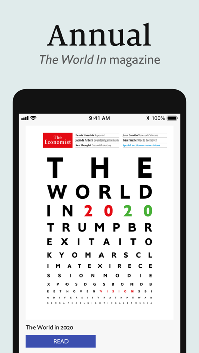 The Economist (Legacy) AP ScreenShot3
