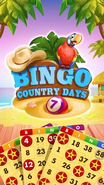 Bingo Country Days Bingo Games screenshot-4