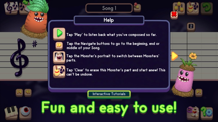 My Singing Monsters Composer screenshot-6