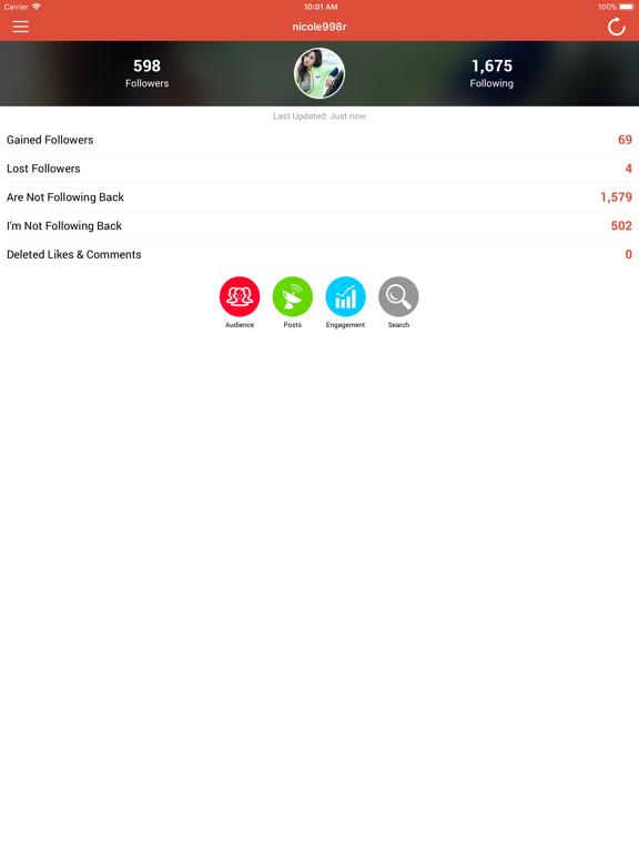 Followers Tracker Pro - Revenue & Download estimates - Apple