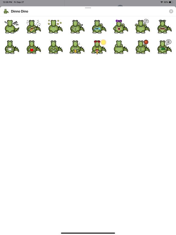 Dinno Dino screenshot 2