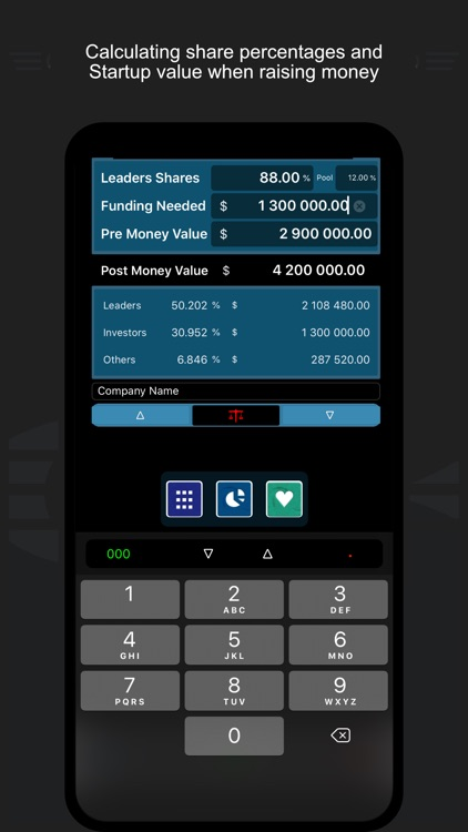 Simulfund*Term Sheet & Funding