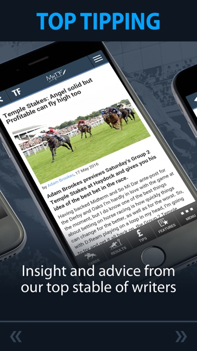 Timeform Horse Racing screenshot