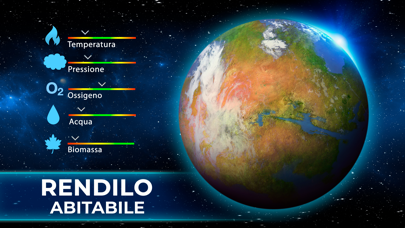 Screenshot of TerraGenesis: Gioco di Scienze3