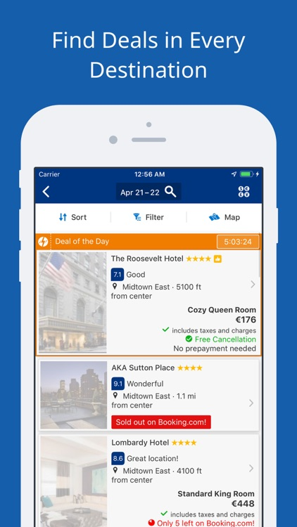 Booking.com: Hotels & Travel screenshot-2