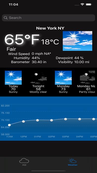 Instant Air Quality Pro screenshot 10