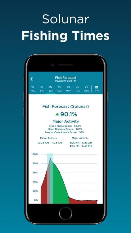 FishAngler - Fishing App screenshot-3