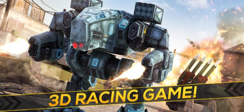 Steel Robots: Heroes War Tank Cheat Codes