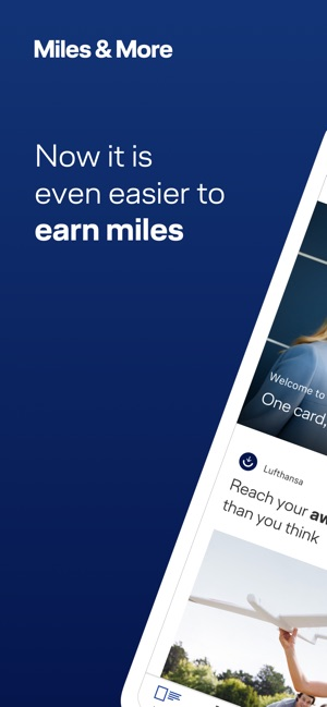 Lufthansa Miles And More Karte.Miles More On The App Store