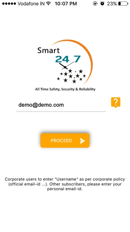 Smart24x7-Personal Safety App