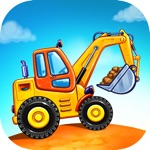 Tractor Games House Building a