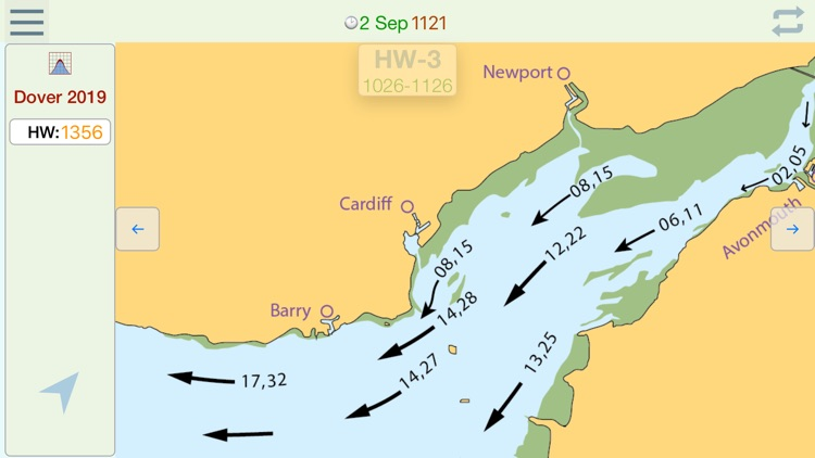 iStreams Bristol Channel
