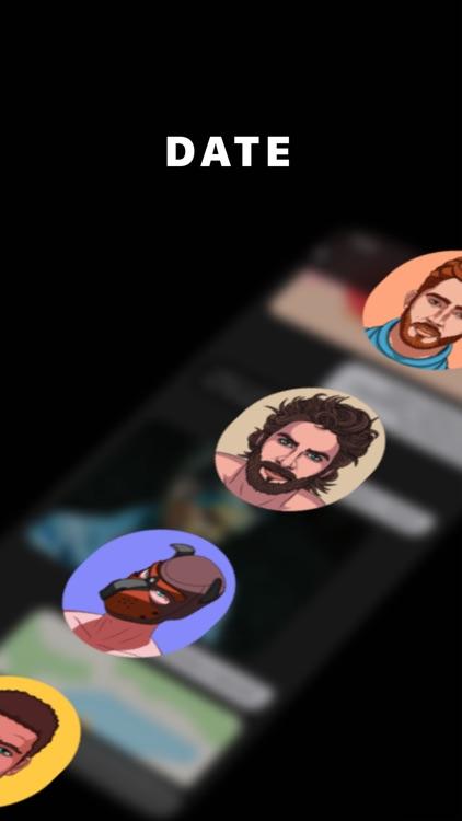 Gays dating app - CHAT & DATE screenshot-3
