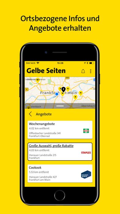 App Seiten