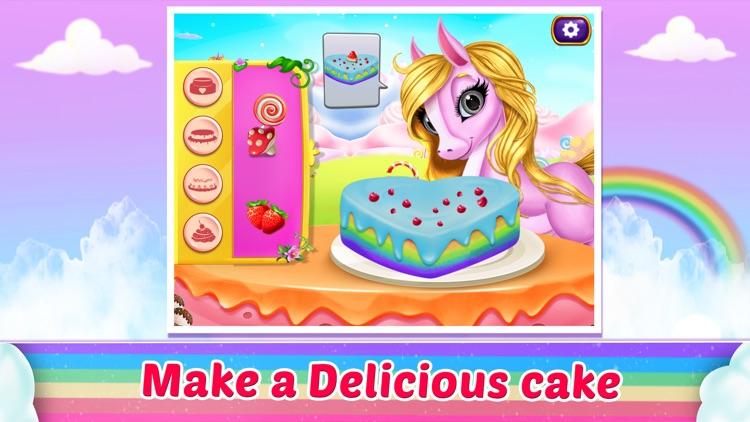 My Cute Pony - Princess Games screenshot-4