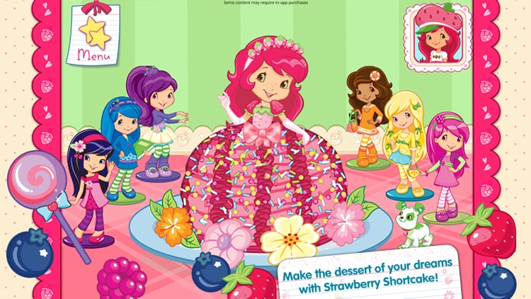 Strawberry Shortcake Bake Shop screenshot-0