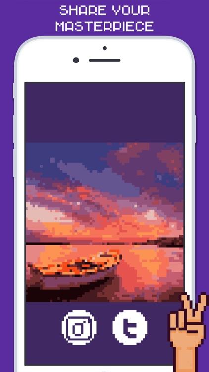 Imagino - Color by Number screenshot-3