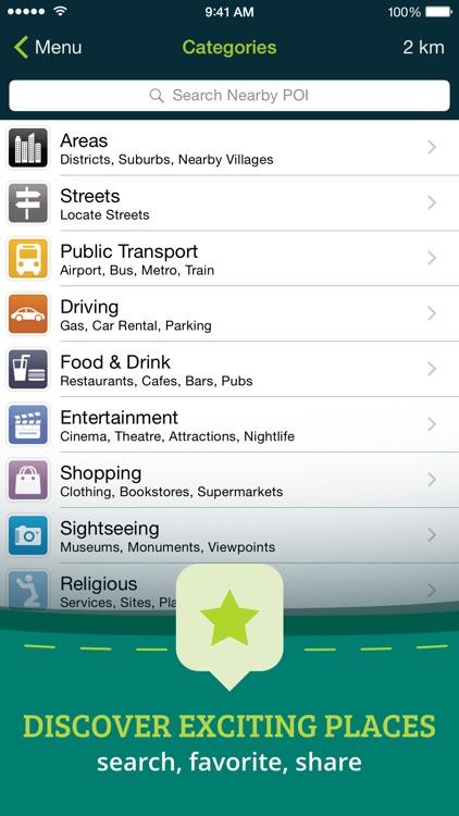 Pocket Earth PRO screenshot-3