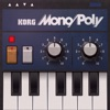 KORG iMono/Poly - iPhoneアプリ