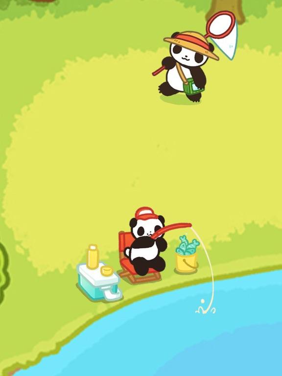 パンダと作ろう!キャンプ島 -Panda Camp-のおすすめ画像3