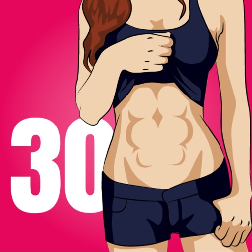 сжигаем жир на животе 30 дней