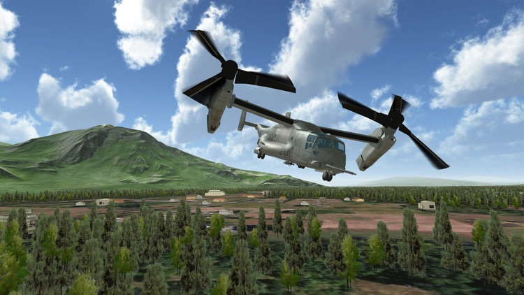 Air Cavalry - Flight Simulator screenshot-6