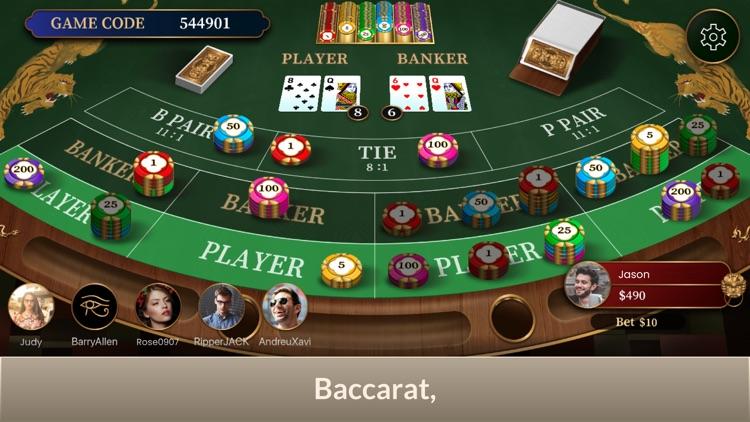 Cherrio Casino-Live Party Game screenshot-3