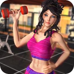 Virtual Fitness Girl Life