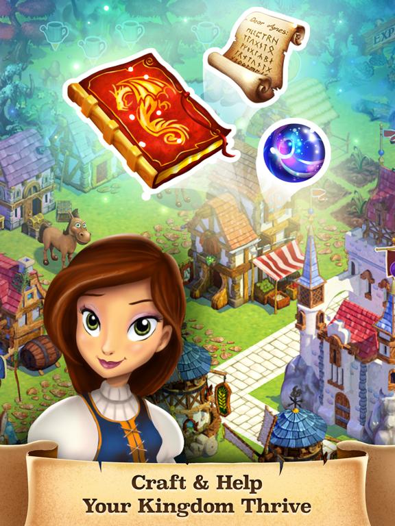Castle Story™ iPad app afbeelding 2