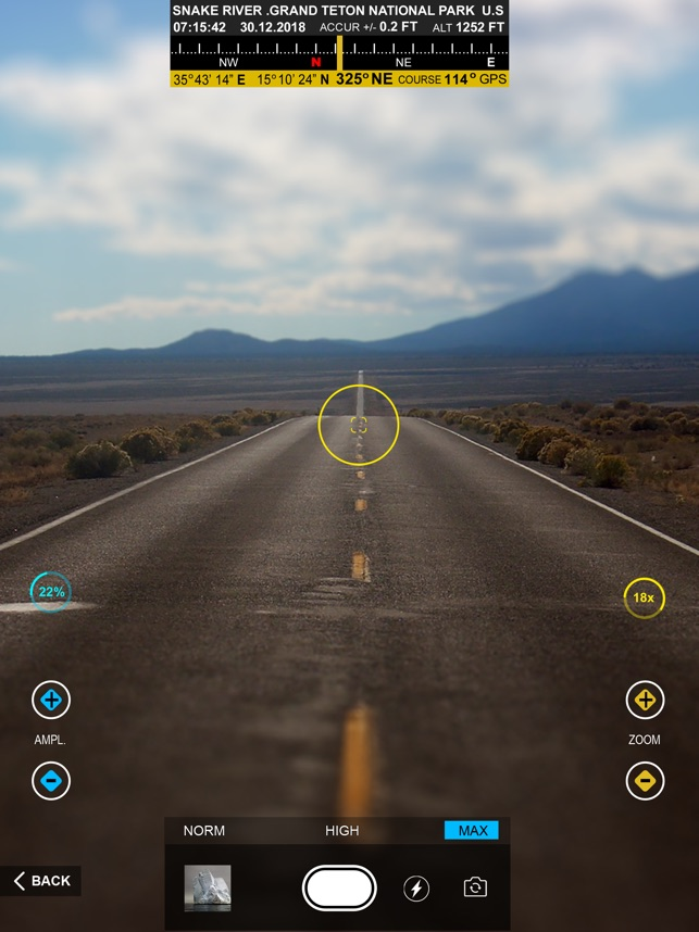 Compass 54 Pro Screenshot