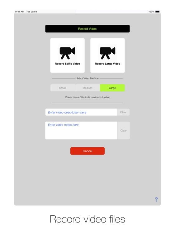 AV Shoebox for iPad screenshot-4