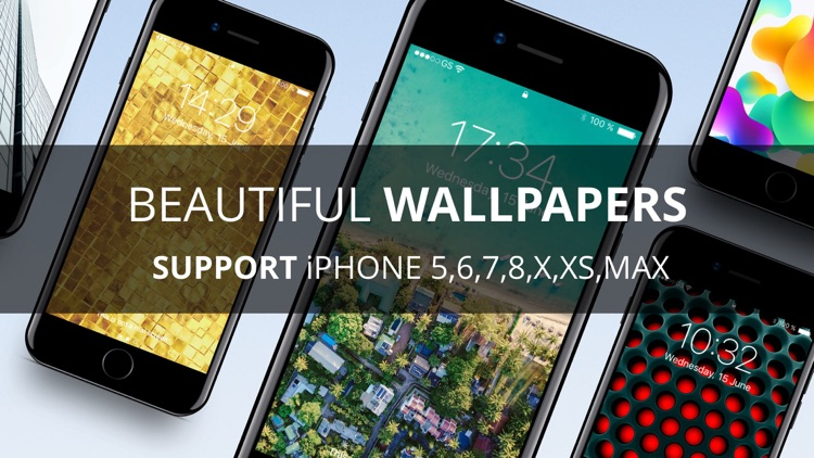 Wallpapers for iPhone X XS Max screenshot-4