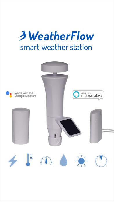 WeatherFlow Smart Weather Screenshot