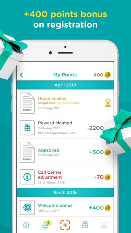UAE Pampers Rewards screenshot-4