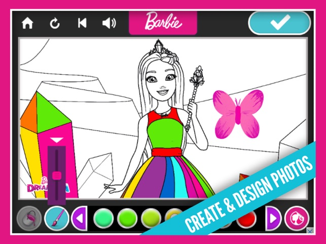 05b1d1cb7a0f  Barbie Life™ on the App Store
